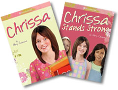 Chrissa and Chrissa Stands Alone