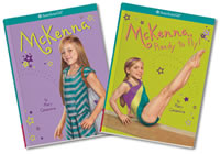 McKenna, American Girl's 2012 Girl of the Year